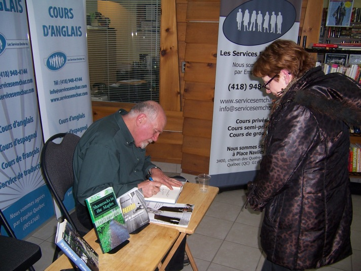 Signing After the Reading
